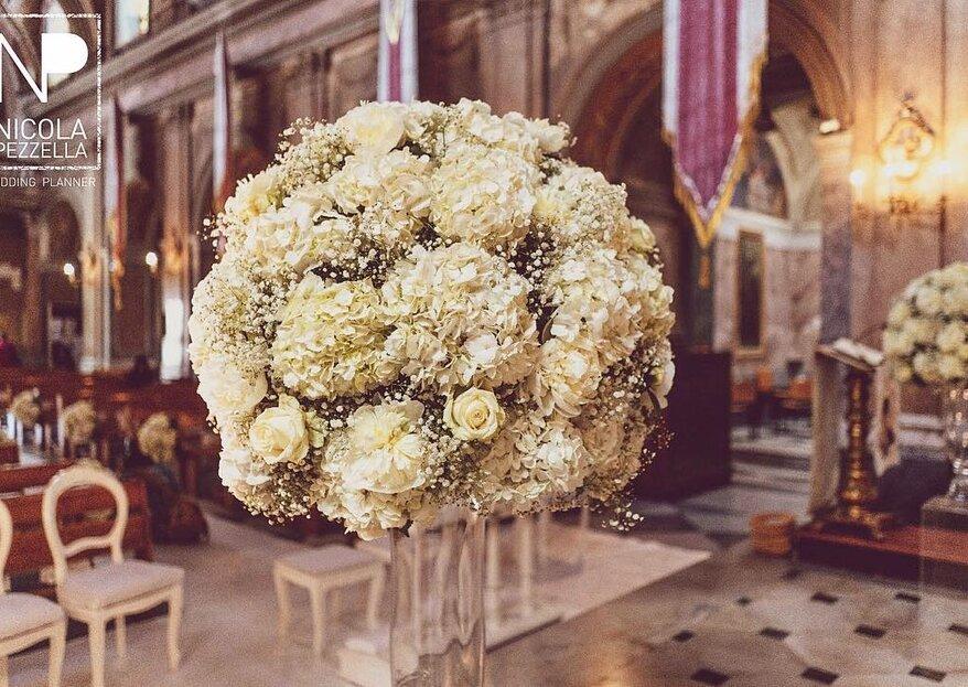 Nicola Pezzella: quando il wedding planner trasforma i sogni in realtà...