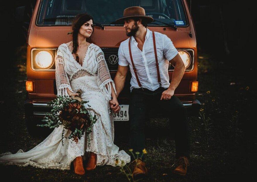 Fiorella Wedding esaudisce il desiderio di qualsiasi coppia di sposarsi nel nostro romantico Belpaese!