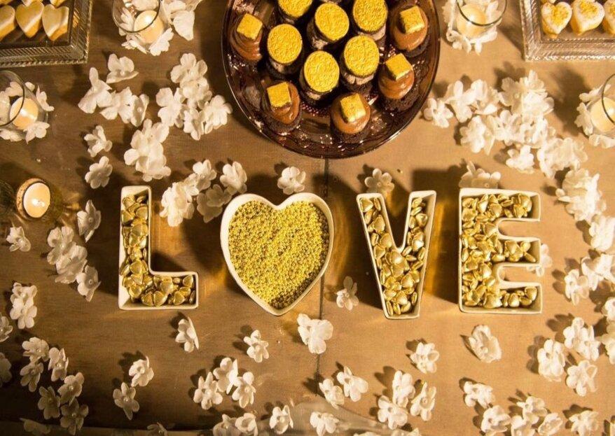 La più dolce delle tradizioni per le vostre nozze romantiche, un ricordo da assaporare con Confetti Crispo