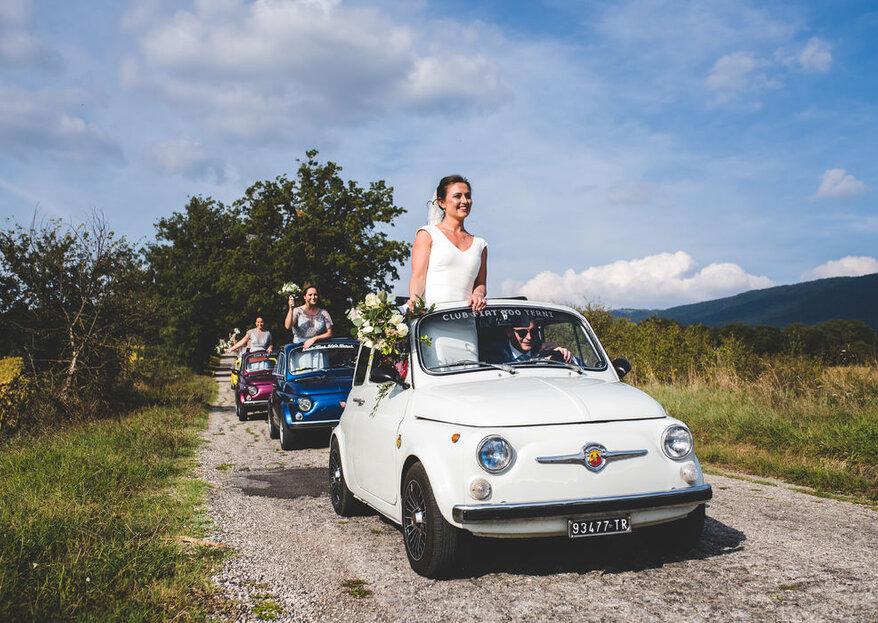 Tante idee diverse in testa, lasciatevi accompagnare dai professionisti del wedding per delle nozze TOP...