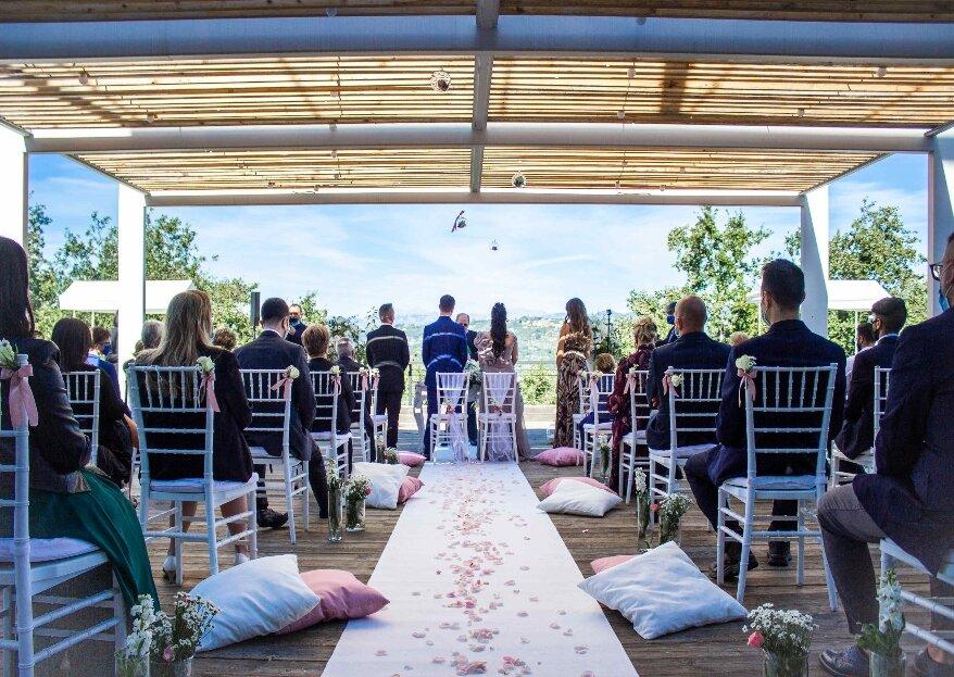 Villa Giordano, cornice sofisticata, ricca di fascino e natura per le vostre nozze da sogno!