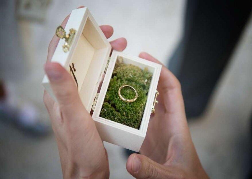 Innamorarsi di uno scatto, questo il segreto per scegliere il tuo fotografo di nozze!