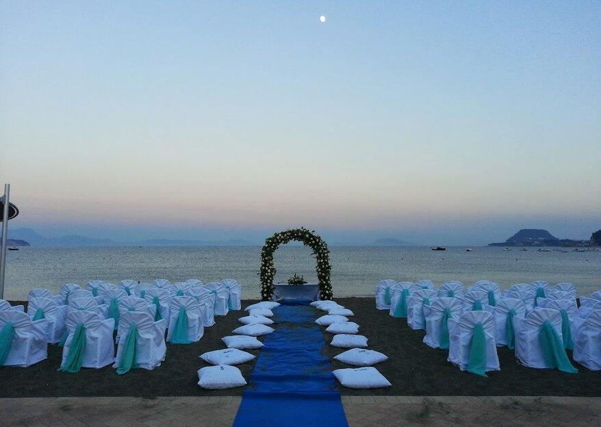Kora Events, il matrimonio perfetto al suono delle onde!