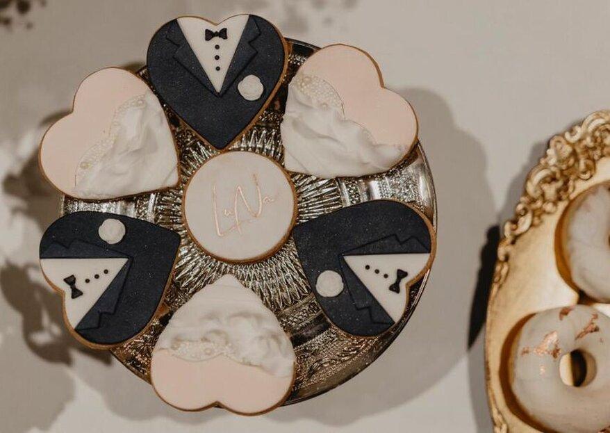 Mami Louise: dolci creazioni tailor made per le tue nozze