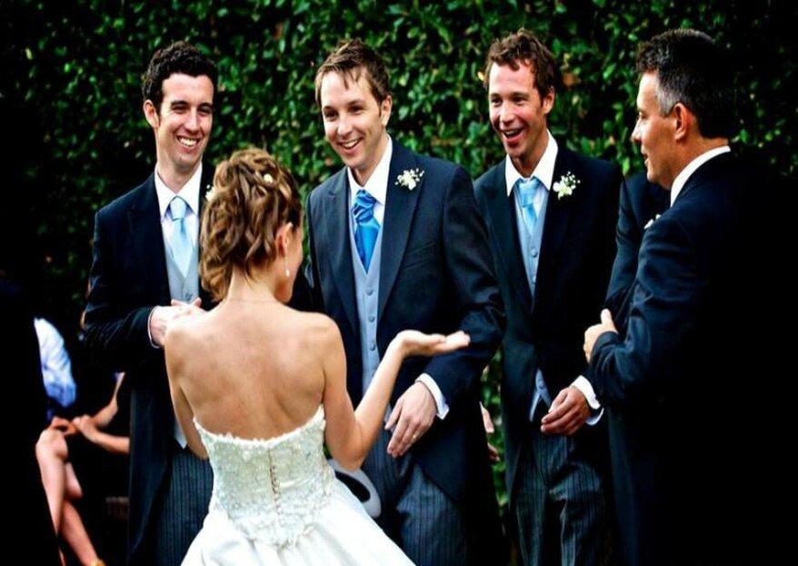 Azeta Studio Fotografico, alleato fedele e impeccabile per ritrarre le vostre nozze!