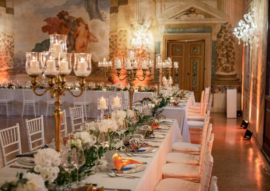 """Maison Mariage Wedding & Events: le tue nozze come un """"quadro d'autore"""""""