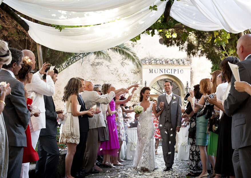 Matrimonio civile: ecco tutte le informazioni che cercavi!