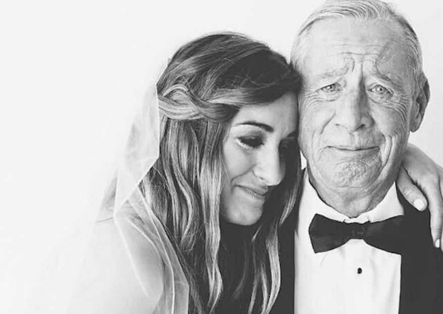 Il padre della sposa: un pilastro nel giorno del matrimonio