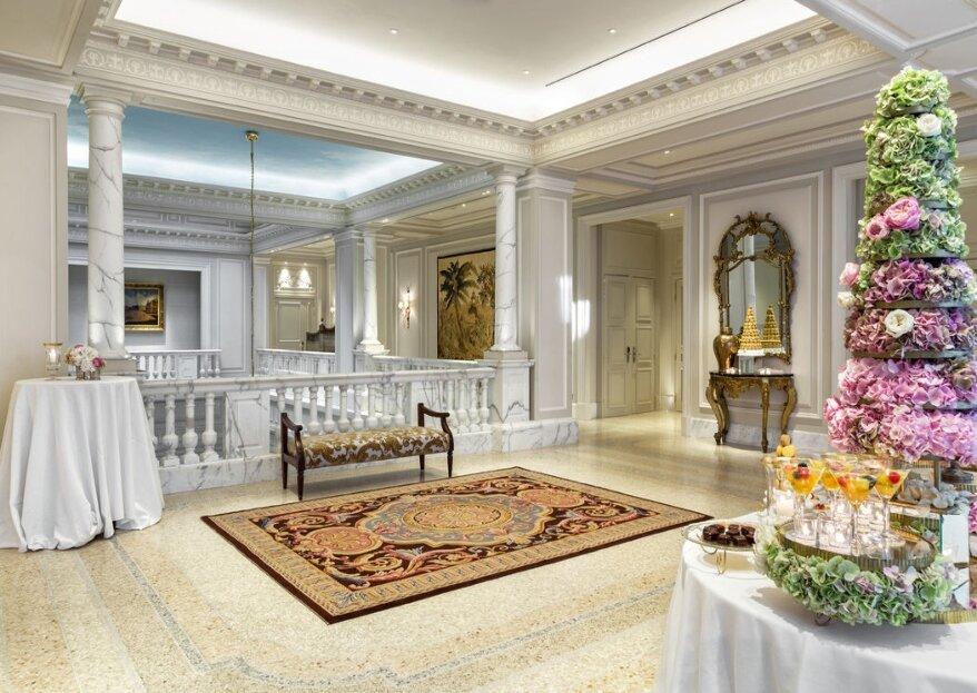 Palazzo Parigi: tutto il fascino di una dimora d'epoca nel centro di Milano