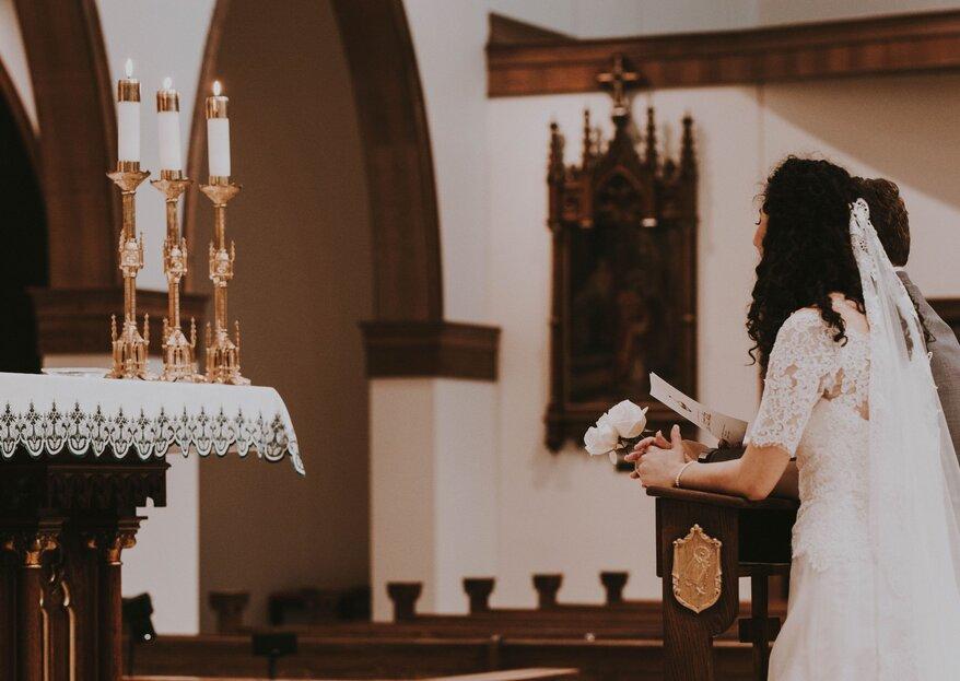 10 domande da porti prima di decidere di sposarti in chiesa