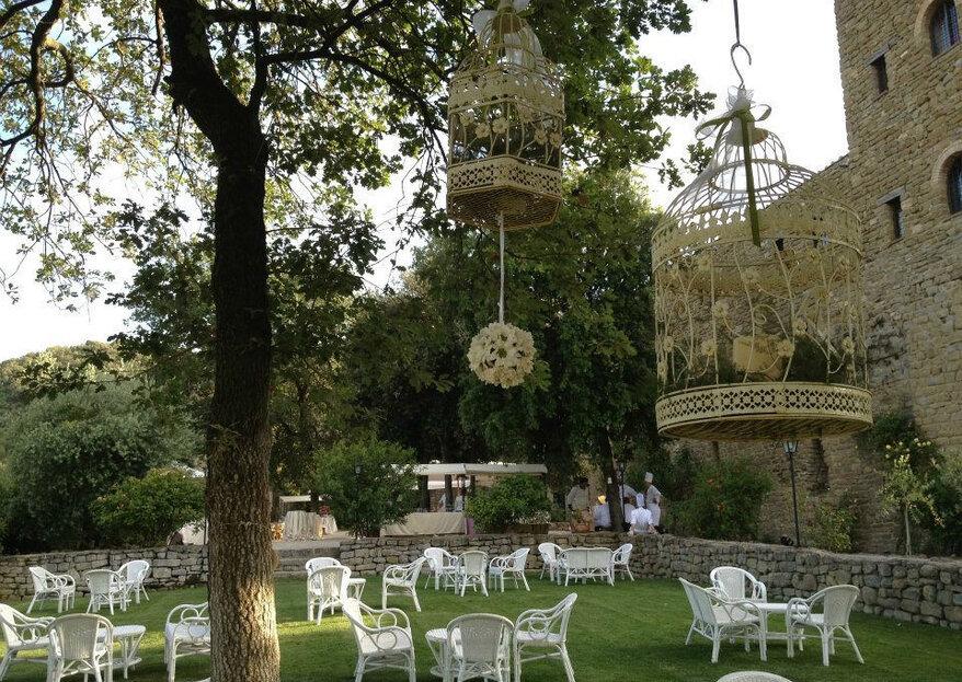 Quando la realtà supera la fantasia: benvenuti al Castello di Rosciano