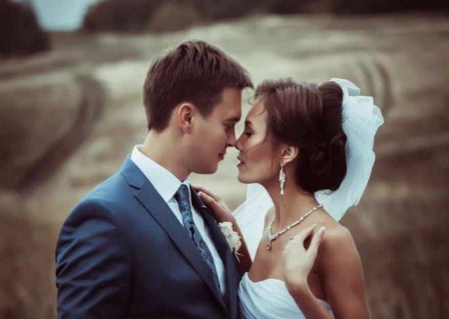 La vostra bellissima storia d'amore raccontata come al cinema, con la sequenza di video di Alberto D'Aria
