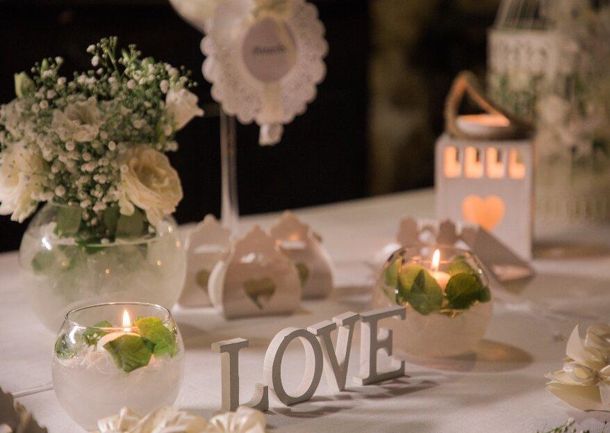 Catering A.S.C di Giovanni Landi vi regalerà un matrimonio indimenticabile a partire dal vostro menù nuziale!