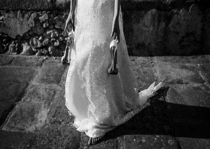 Gli abiti da sposa di Kea Atelier nascono per esaltare la bellezza peculiare di ogni donna