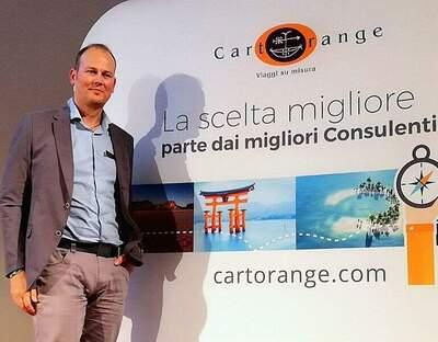 Roberto Rella - consulente per viaggiare Cartorange