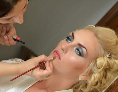 Rossana Deiana Make up artist