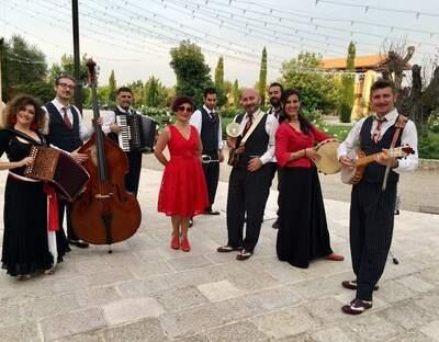 Nicky Pezzolla Wedding Band